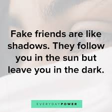 fake friends quotes and fake people sayings