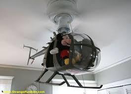 Cool Kids Ceiling Fan Helicopter Habitaciones Para Varones Ventiladores De Techo Ventilador