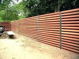 Image Result For Modern Metal Fence Fence Planning Fence Design Horizontal Fence