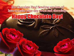 chocolate day quotes wishes happy chocolate day images