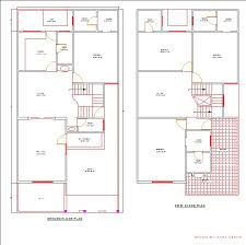 autocad free house design 30x60 plan8