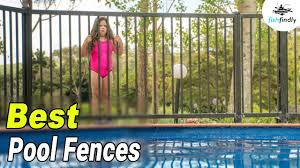 Best Pool Fences In 2020 Find Out The Top 8 Choices Youtube
