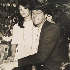 Talitha Getty and John Paul Getty