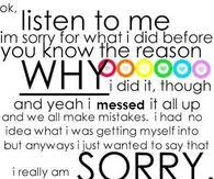 sorry quotes for friends pictures photos images and pics for