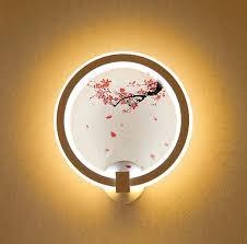 Đèn treo tường LED tròn hình hoa đào Venus VR3276 – Đèn Trang Trí Khang Dy  Venus