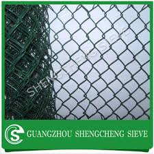 Pvc Coated Green Chain Link Fence With Posts Installing Accessories Razor Wire For Border China Suppliers 2357203