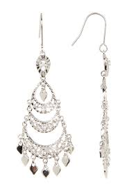 tiered swarovski crystal chandelier