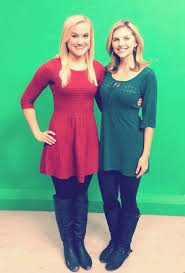 THE APPRECIATION OF BOOTED NEWS WOMEN BLOG : Addie Olson And Jordan  Wilkerson Are Ready For The Holidays In The Tri-Cities