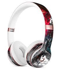 Buy Custom Beats By Dre Solo 3 Wireless Skins Online Design Skinz Designskinz
