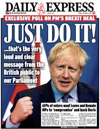 My deal or no deal': what the papers ...