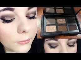 nars makeup tutorial hooded eyes