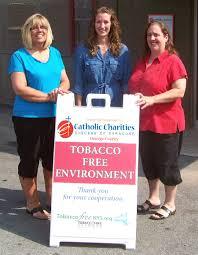 Catholic Charities Goes Tobacco Free – Oswego County Today