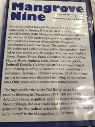 Mangrove Nine — New Beacon Books