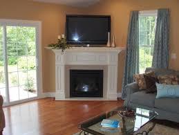 corner gas fireplace designs image
