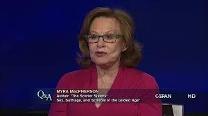 Q&A with Myra MacPherson | C-SPAN.org