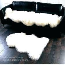 ikea sheep rug fur rug sheepskin rug
