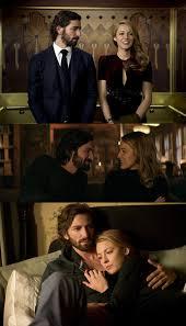 Adaline Bowman/Jenny Larson and Ellis Jones (Movie only - Age of Adaline) |  Age of adaline, Blake lively family, Love movie