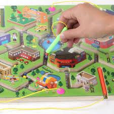 Mê cung đồ chơi trẻ em từ 1-2-3-4-6 tuổi phát triển trí tuệ bé ...