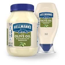 light mayonnaise mann s
