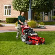 fw25 mid sized walk behind mower