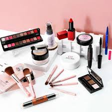 10pcs makeup set bb cc cream travel