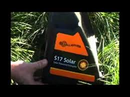 How To Set Portable Electric Fence Youtube