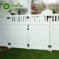 Outdoor Shadow Privacy Fence Gate Kit From China Manufacturer Sam Uk