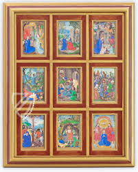 Altarpiece of Joan the Mad – Facsimile