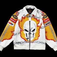 supreme vanson leathers ghost
