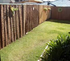 No Drill Solution To Hang Screen Fencing On Colorbond C Steel Fencing Allows You To Continue Adding Devices Ov Backyard Fence Decor Patio Fence Fence Design