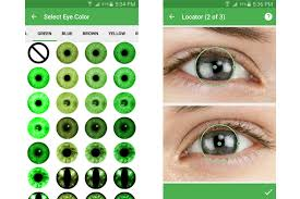 11 best apps to change eye color