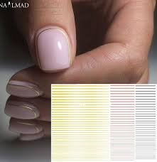 Top 10 Nail Decal Sheets Gold Ideas And Get Free Shipping Twledamw 93
