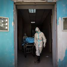 In China's War on the Coronavirus, a ...