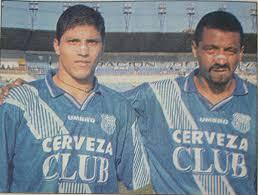 """Antonio Ubilla on Twitter: """"Carlos Hidalgo y Eduardo Smith en 1996… """""""