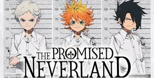 La série animée The Promised neverland sera diffusée à partir de ...