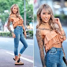 tokyo fashion anese hair and makeup