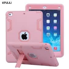 Original Shockproof Case for iPad Air 1 Air1 5 9.7 inch Kids Armor Heavy  Duty Silicone Hard Protective Case Cover for iPad Air 1 case for ipad case  for ipad aircover for ipad air - AliExpress