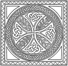 Keltische Kleurplaten En Kleurboeken Kleurplaten Voor Volwassenen