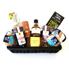 gluten free gourmet food gift baskets