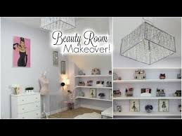 huge beauty room makeover my new