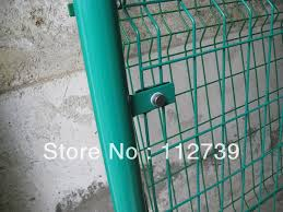 Post Size 48 1 5mm 2 2m Welded Mesh Fence Using Clips To Connect Post And Fence Panel Double Wire Wire Stripper Wire Mesh Garden Fencefence Manufacture Aliexpress
