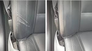 basics of car leather repair