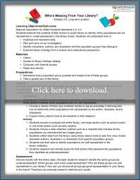 lesson plans for gifted students