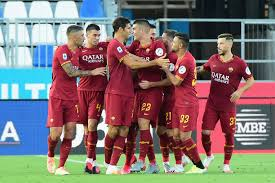 Highlights of Roma's 3-0 Victory Over Brescia - Chiesa Di Totti