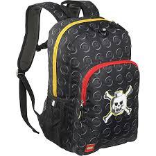 LEGO Skeleton Printed Classic Backpack – Black Kids' Backpack NEW ...