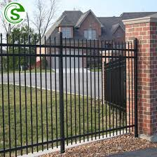 Cheap Decorative Used Wrought Iron Fence Panels For Sale China Wrought Iron Fence And Used Wrought Iron Fence Price Made In China Com