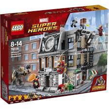 LEGO Marvel Super Heroes Sanctum Sanctorum Showdown - 76108