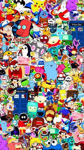 doodle art iphone wallpapers