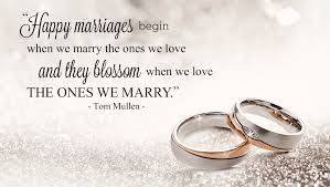 best happy marriage quotes