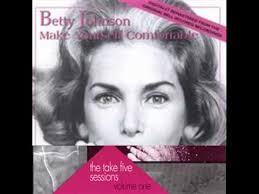 Betty Johnson.....I Dreamed 1957 - YouTube
